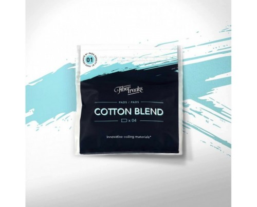 Cotton blend Pads (density 1)